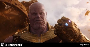 The First Avengers: Infinity War Trailer Is Here!