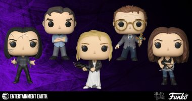 Funko Slays with New Line of Buffy Pop!s
