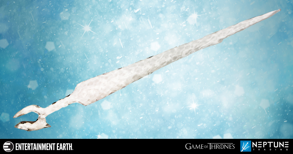 Game of Thrones Ice Dagger