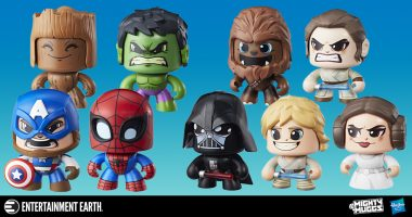 Hasbro Mighty Muggs Are Back!