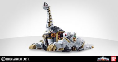 Morphin' Time Just Got Extra Awesome with This New Zord