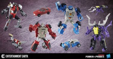 This Power of the Primes Legends Set Includes a Brand New Dinobot