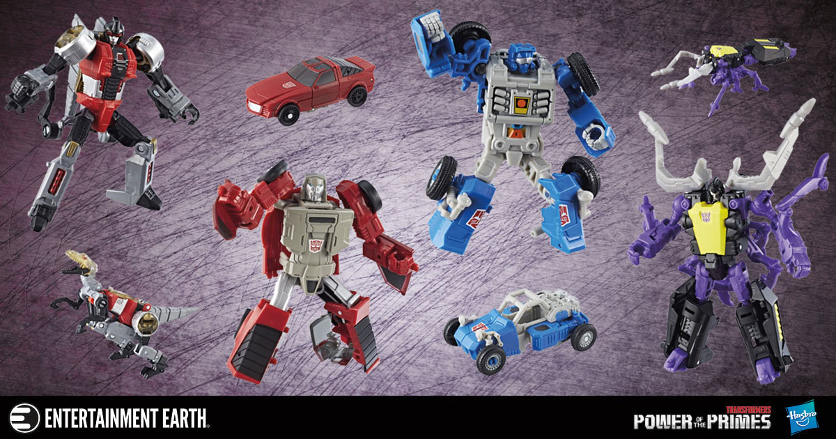 Transformers Power of the Primes Legends