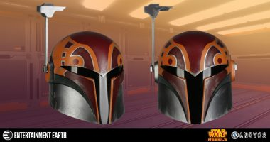 Let This Beautiful Star Wars Rebels Replica Inspire Your Creative Courage
