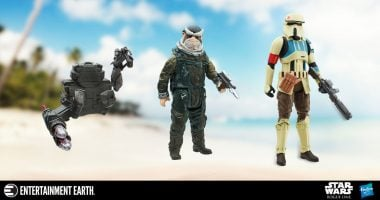 Cool Scarif Captain Makes This Star Wars Rogue One Action Figure Two-Pack a Shore Thing