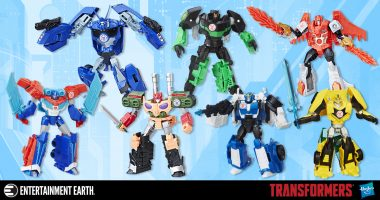 Get These Robots in Disguise before They Are Gone