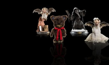 Krampus and His Friends Want to Spend Christmas with You!