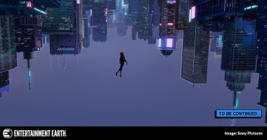 Watch the Trailer for the New Animated Spider-Man Film