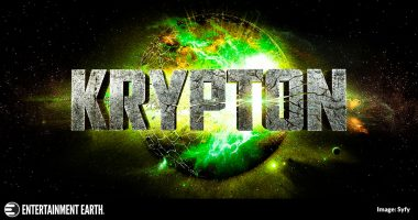 Geek Headlines: Krypton Premiere Date, Hottest Collectibles of 2017, and More!