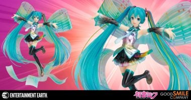 A New Beginning for Hatsune Miku Starts Here!