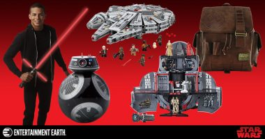 Add This Star Wars: The Last Jedi Swag to Your Collection Today