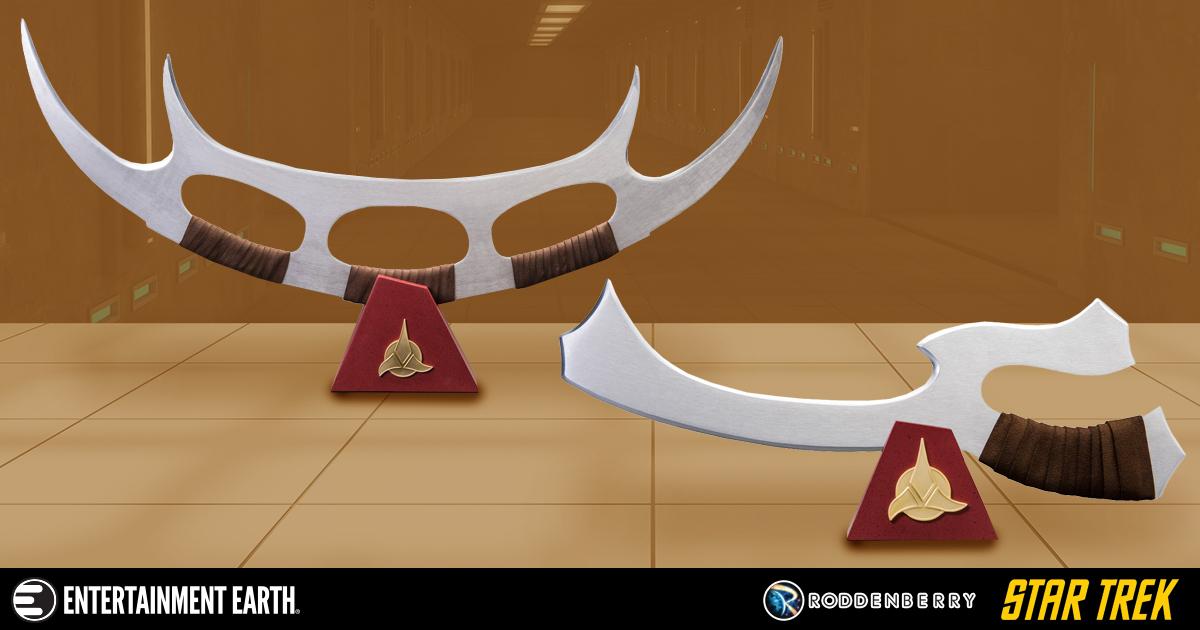 Star Trek Klingon Prop Replicas