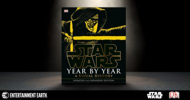 Review: Star Wars: Year By Year: A Visual History