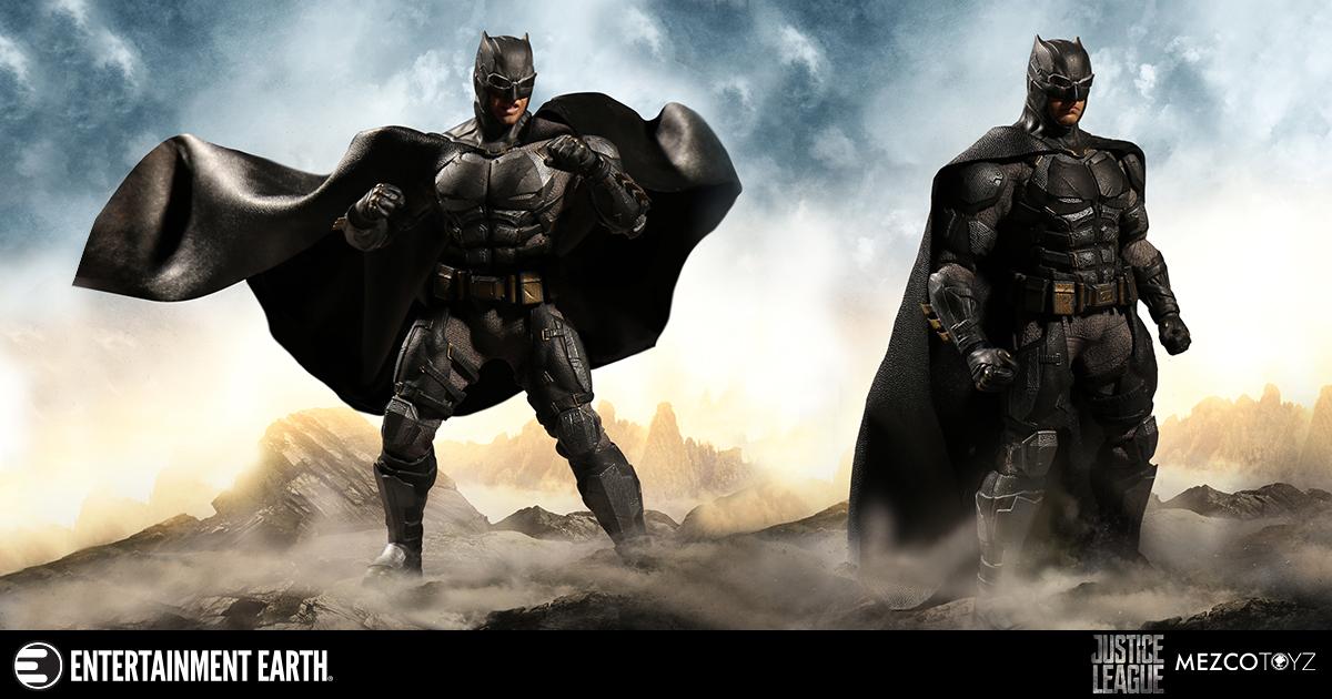 Justice League Tactical Suit Batman One:12 Collective Action Figure