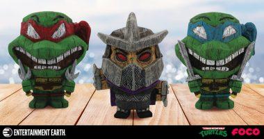 The Teenage Mutant Ninja Turtles Get the Tiki Treatment