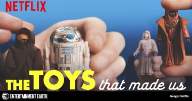"Review: The Toys That Made Us Season 1, Episode 1 ""Star Wars"""