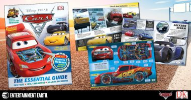Review: Immersive Cars 3 Essential Guide Offers More to Fans Than You Would Expect
