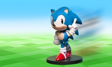 Sonic the Hedgehog Boom8 Series Speeds onto Your Shelf