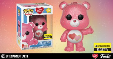 Care Bear Stare At This Love-a-Lot Bear Pop! – Entertainment Earth Exclusive