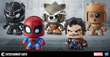 Suit Up with The Marvel Mighty Muggs Wave 2 Case