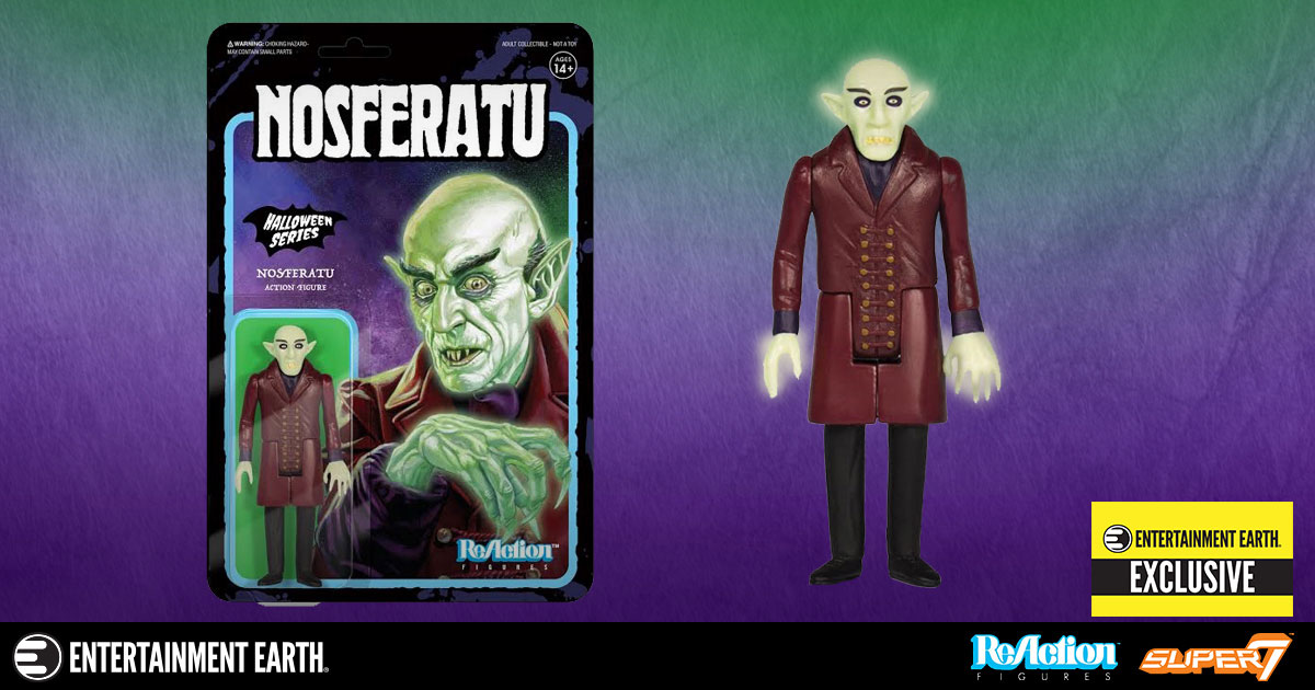 Nosferatu Glow-in-the-Dark Exclusive