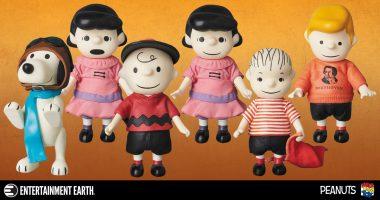 Happiness Is Owning Medicom's UDF Vintage Peanuts Mini-Figures