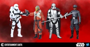 Make the Jump to Hyperspace with These Exclusive Star Wars 3 3/4-Inch Figures