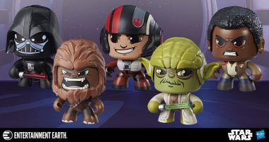 The Star Wars Mighty Muggs Wave 2 Case Is Out of This World