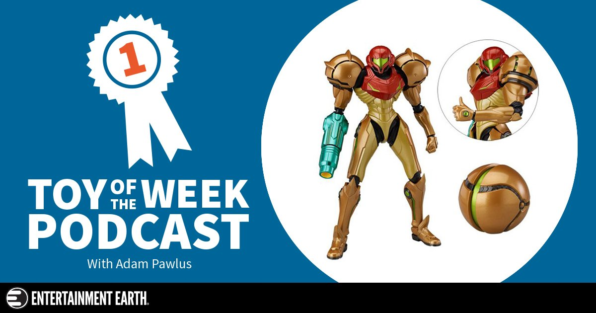 Toy of the Week Samus Figma