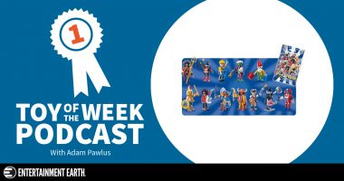 Toy of the Week Podcast: Playmobil Series 11 Figures