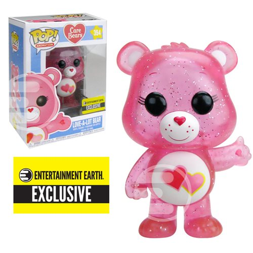 Care Bear Stare At This Love-a-Lot Bear Pop ...
