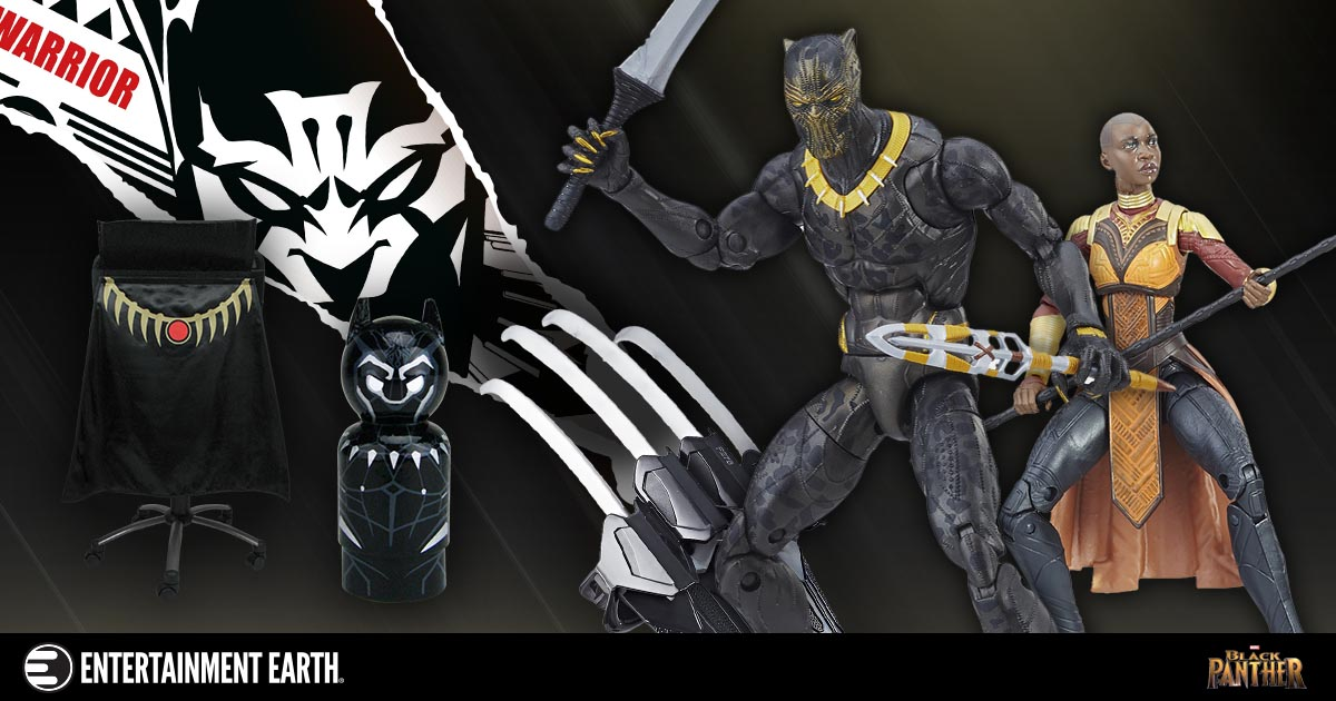Black Panther Collectibles