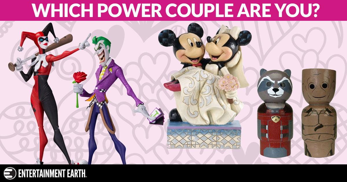 Power Couple Quiz