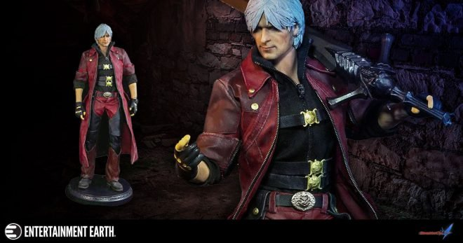 Jackpot 2 Devil May Cry Action Figures That Prove Dante