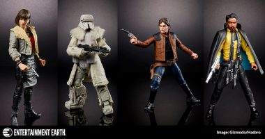 Solo: A Star Wars Story Toy Reveals