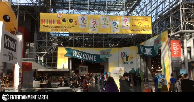 new york toy fair 2018 recap news from hasbro a ton of funko and