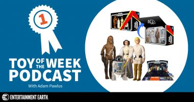 Toy of the Week Podcast: Star Wars Jumbo Vintage Early Bird Kit