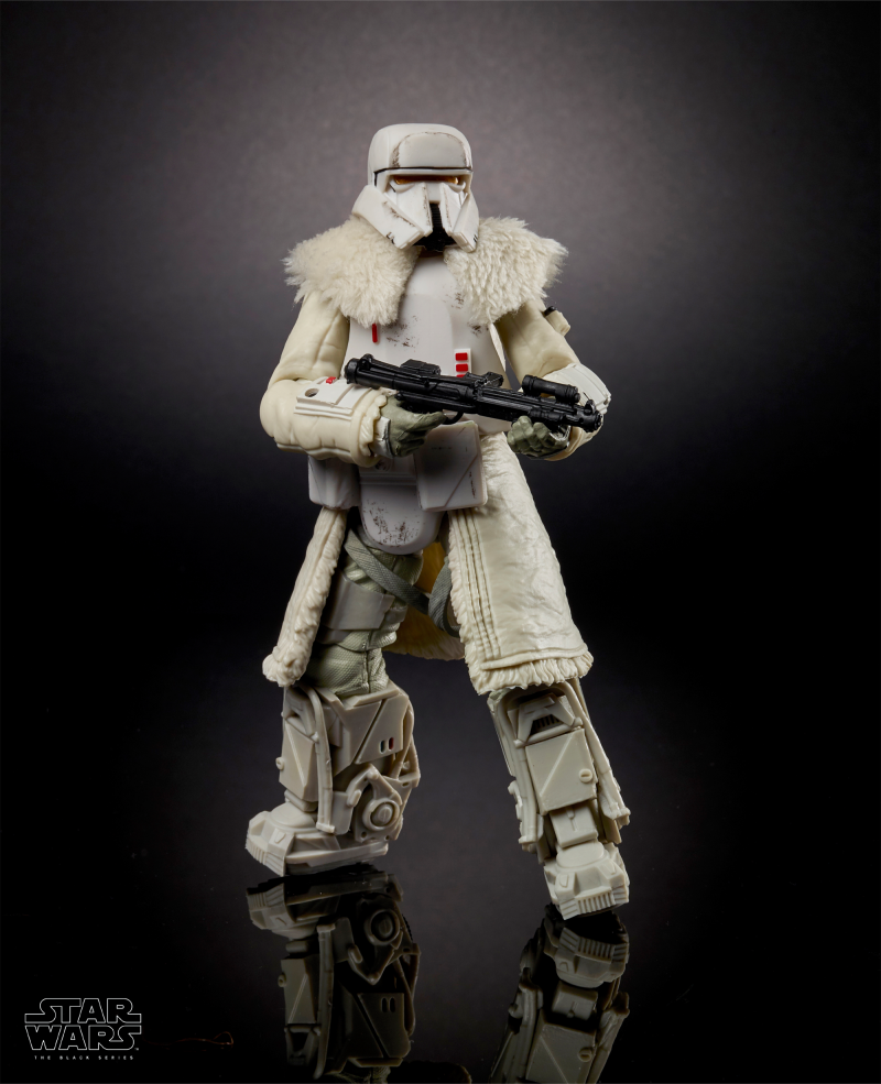 Stormtrooper Hasbro 6-inch Black Series figures
