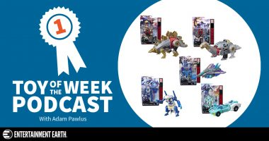 Toy of the Week Podcast: Transformers Generations Power of the Primes Deluxe Wave 2