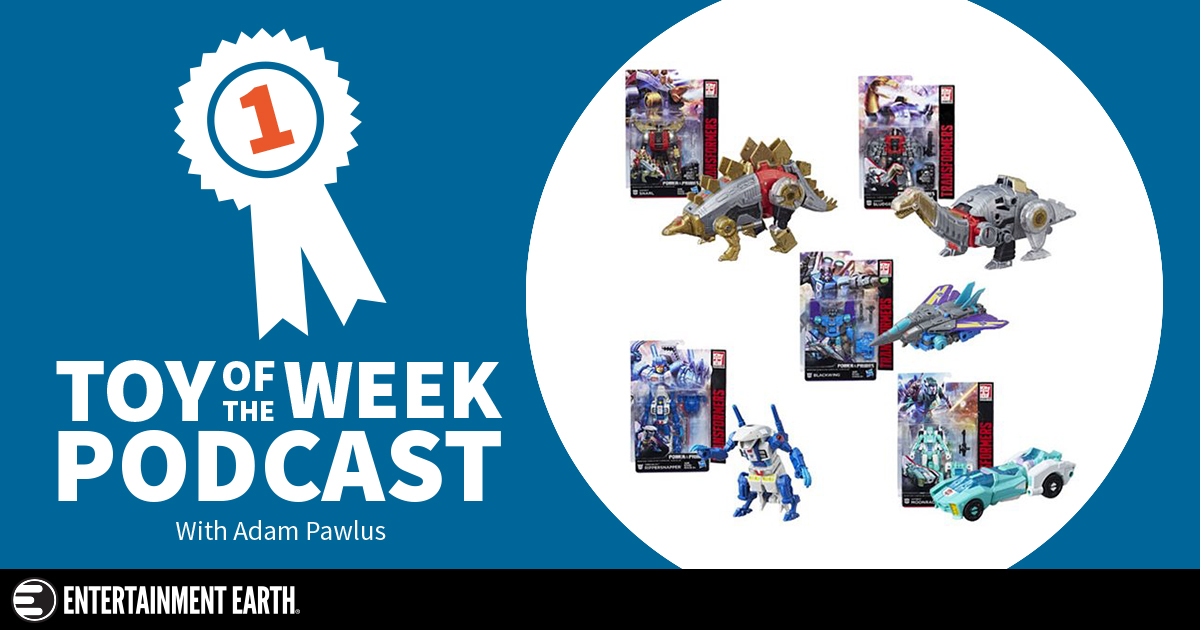 Toy of the Week Podcast Transformers