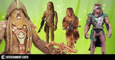 A Brief History of Wookiee Toys