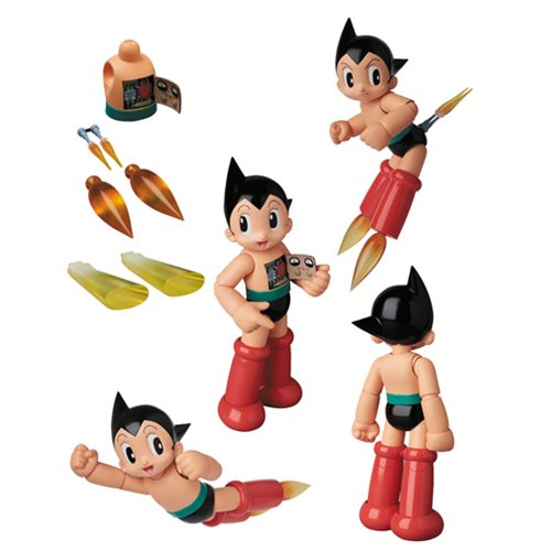 Celebrate Your Astro Boy Fandom With This Mafex Action Figure