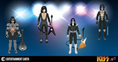 New KISS Series 3 Action Figures!