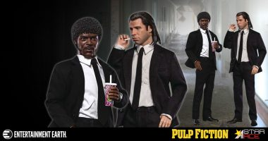 Pulp Fiction Goes Pulp Figure
