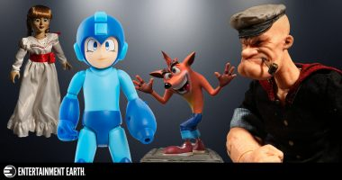 New Toys and Collectibles: Video Game Classics, Horror Icons, and More!