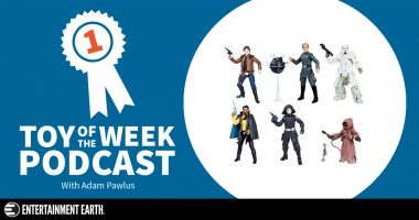 Toy of the Week Podcast: Star Wars The Black Series Wave 16 Case