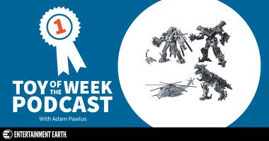 Toy of the Week Podcast: Transformers Studio Series Leader Wave 1