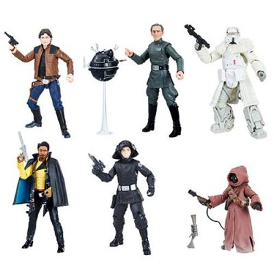 Black Series 6-Inch Action Figure Wave 16