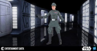 Rise in the Ranks – Add the Exclusive Black Series Admiral Piett Action Figure to Your Collection