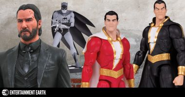 New Toys and Collectibles: Diamond Select, McFarlane, DC Collectibles, and More